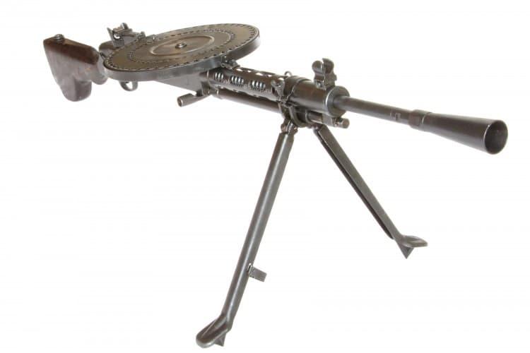 ДП-27 (Дегтярева пехотный)