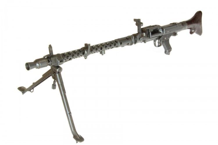 Единый пулемет MG-34
