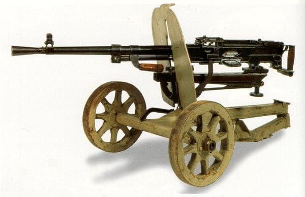 Станковый пулемет СГ-43