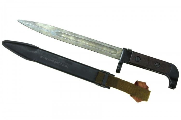 штык-нож 6х2 АК-47