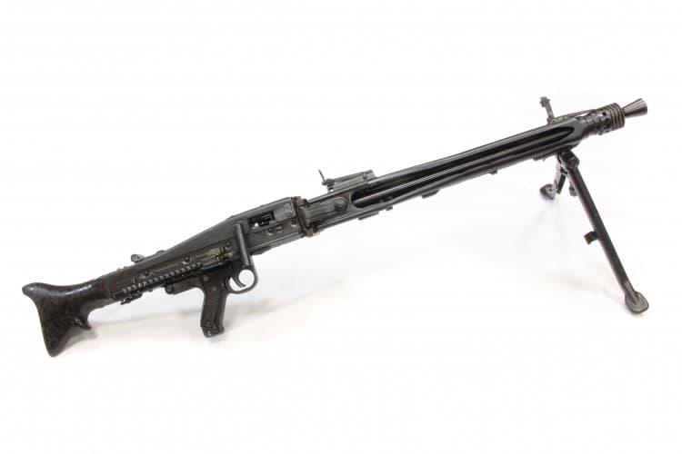 Пулемет MG 53. Оригинал!