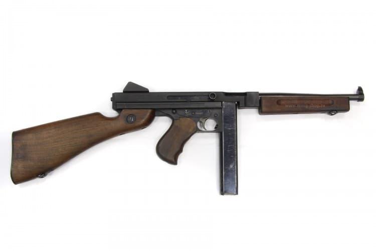 Пистолет-пулемет Томпсона ППТ