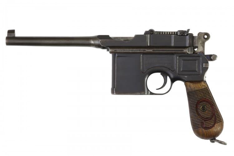 Маузер С96 (Красная Девятка)